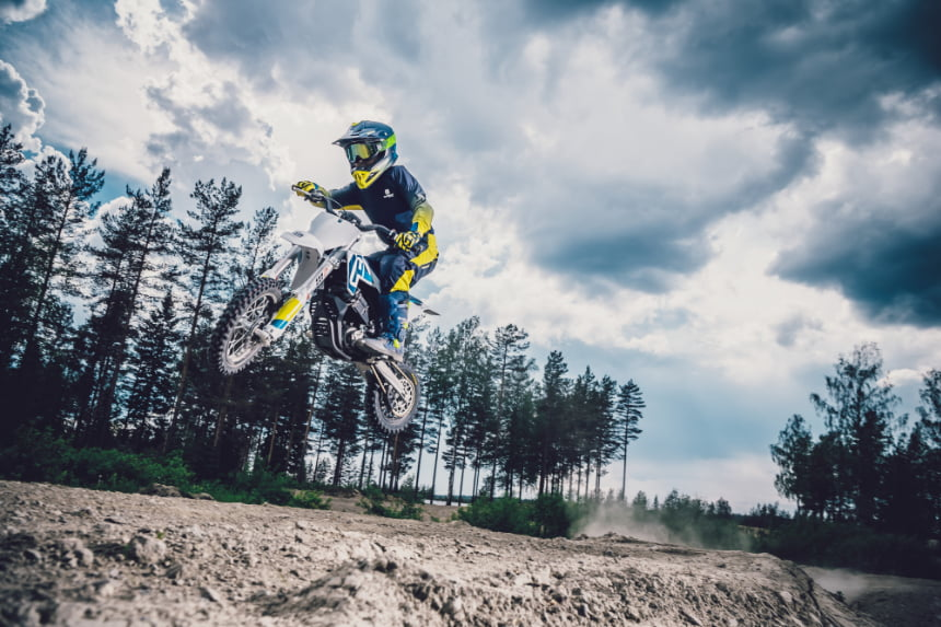 Elektryczny Motocykl Cross ee5