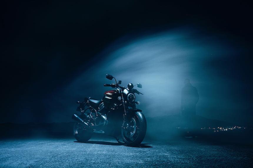 Motocykl Harley-Davidson Bronx