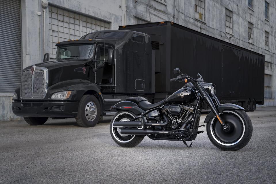Harley Davidson Fat Boy 114 30th Anniversary Editiona